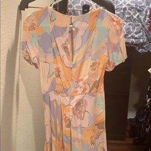 Zara Dresses - ZARA floral dress